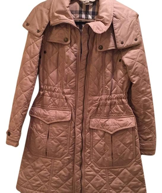 Item - Beige/Natural Topstead Quilted Jacket Coat Size 8 (M)