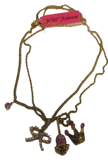 Betsey Johnson Betsey Johnson Necklace Image 0