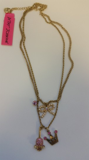 Betsey Johnson Betsey Johnson Necklace Image 2
