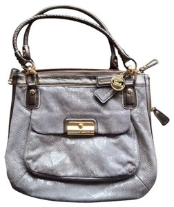 Coach Tote in Gold/Bronzed Smoke