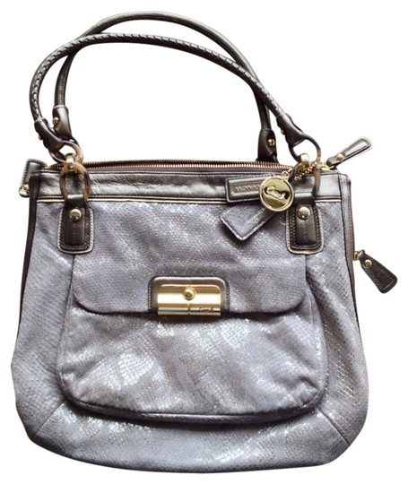 Preload https://img-static.tradesy.com/item/842150/coach-kristin-zip-goldbronzed-smoke-tote-0-0-540-540.jpg