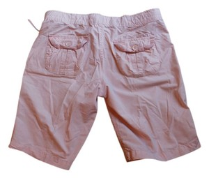 Gap Long Bermuda Bermuda Shorts Pink