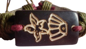 Other New Boho Leather/Wood Bracelet
