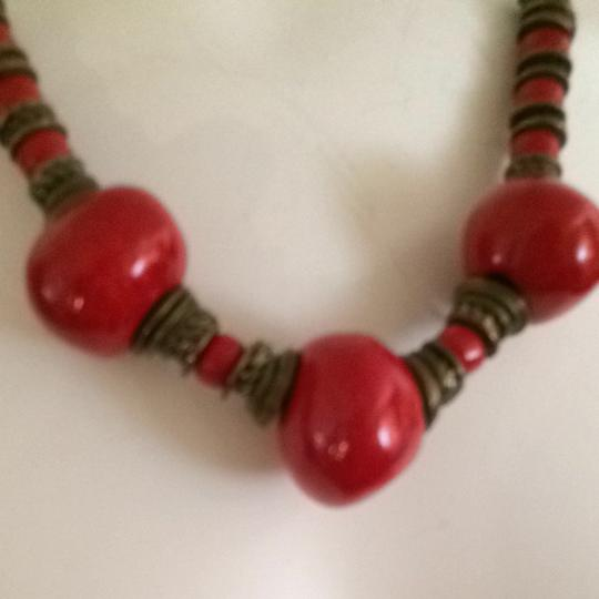 Other Vintage African Necklace Image 1