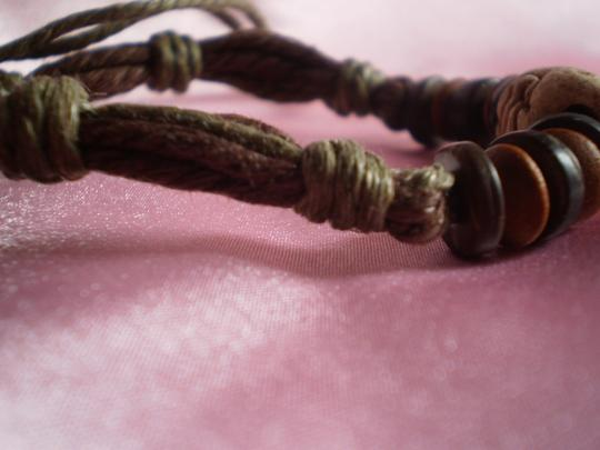 Other New Boho Wood/Bone Bracelet