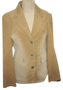 XOXO Stretch Corduroy Stylish tan Blazer