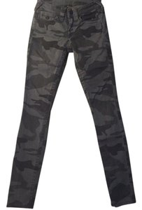 True Religion Skinny Pants Camo