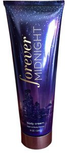 Bath and Body Works Bath and Body Works Forever Midnight Body Creme 8oz