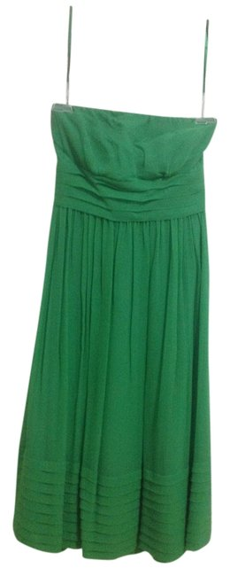 Preload https://item3.tradesy.com/images/jcrew-green-above-knee-cocktail-dress-size-2-xs-842417-0-0.jpg?width=400&height=650