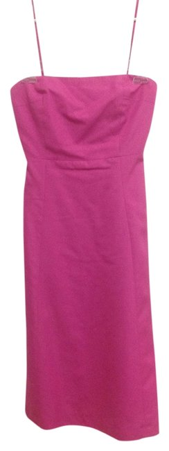 Preload https://img-static.tradesy.com/item/842430/jcrew-pink-mid-length-cocktail-dress-size-2-xs-0-0-650-650.jpg