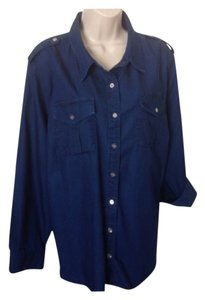 Jones New York Button Down Shirt