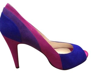 Nine West Multi Color Pumps