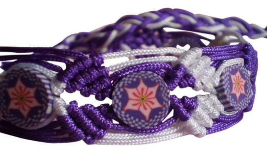 Other New Boho Macrame Bracelet Image 0