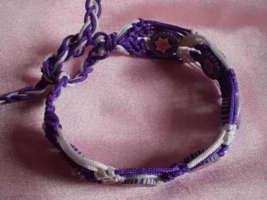 Other New Boho Macrame Bracelet Image 1