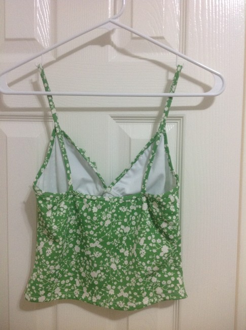 J.Crew Green and White