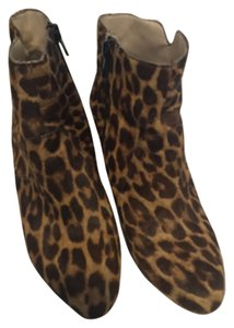 INC International Concepts Animal print Boots