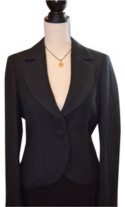 INC International Concepts Casual Classic Navy Blazer