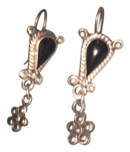 Stering silver earrings