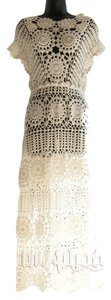 ivory Maxi Dress by Joie