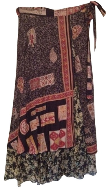 Multi Maxi Dress by Jackpot New York