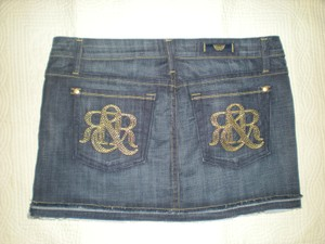 Rock & Republic Skirt Denim