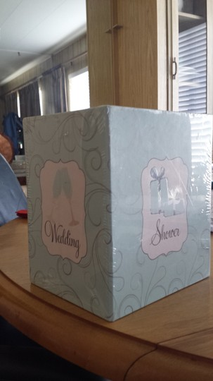 Blue Wedding Albums