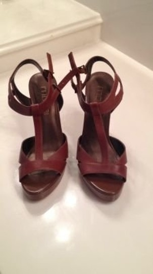 Moda Spana Brown Wedges