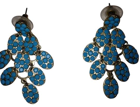 unknown Turquoise earrings