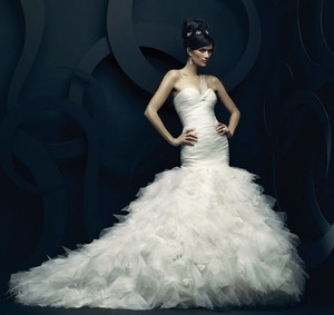 Ines Di Santo Anastasie Wedding Dress