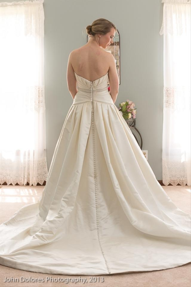 Bridal Gowns Boston : Priscilla of boston wedding dress tradesy weddings