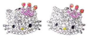 Hello Kitty Rhinestone Crown