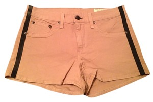Rag & Bone Mini/Short Shorts Beige