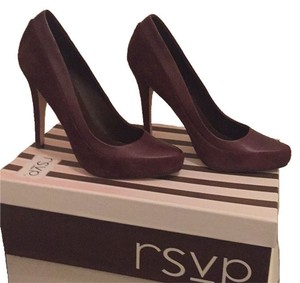 RSVP Chocolate Pumps