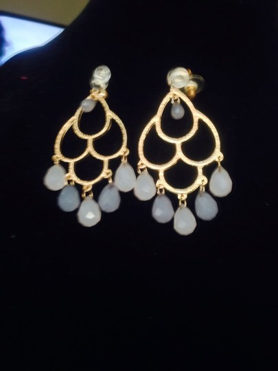 Not Rated Blue Drop Earrings