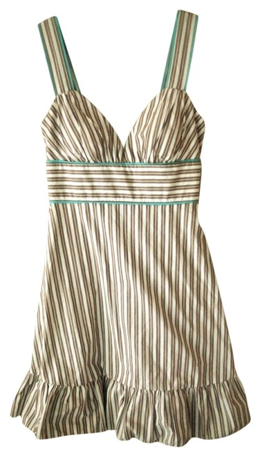Speechless short dress striped Cotton on Tradesy