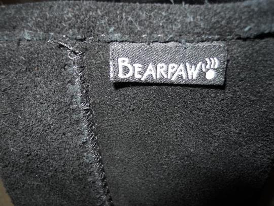 Bearpaw Leather black Boots