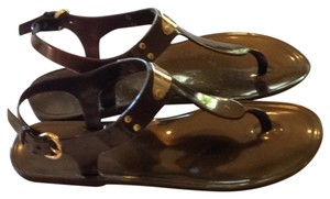 Michael Kors Chocolate Sandals