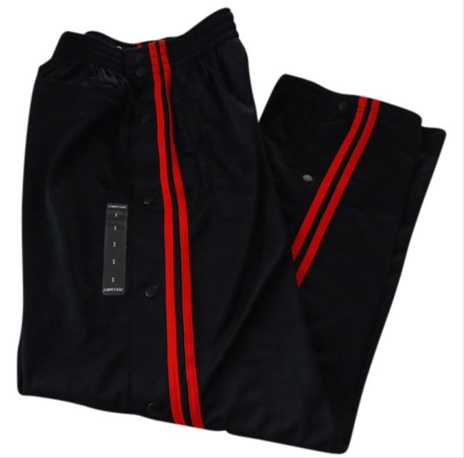Preload https://img-static.tradesy.com/item/844062/steve-and-barry-s-black-small-unisex-with-snap-legs-pants-size-6-s-28-0-0-650-650.jpg