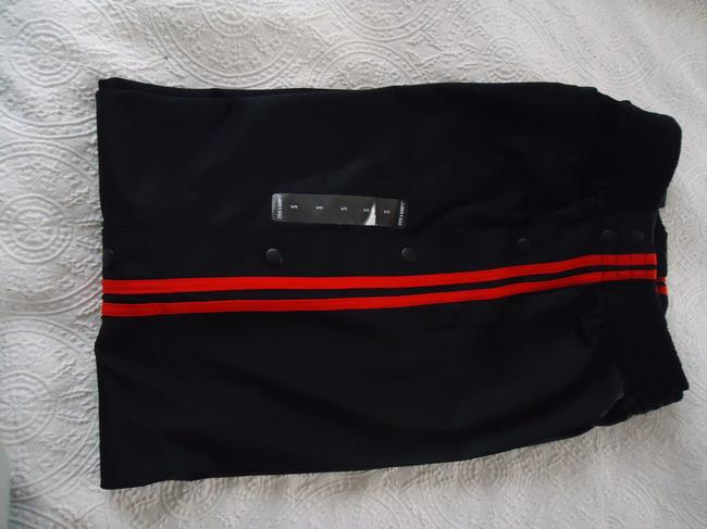 Steve & Barry's Athletic Pants black