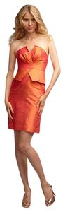 Watters Pep Peplum Dress