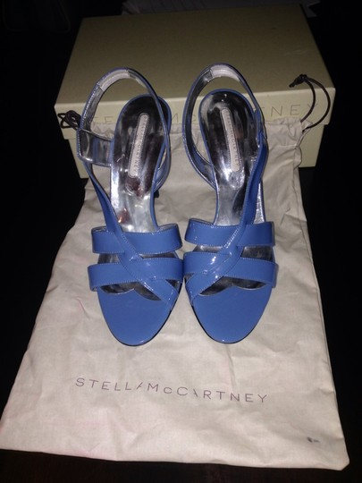 Stella McCartney Blue Pumps Image 1