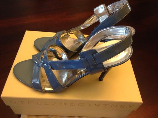 Stella McCartney Blue Pumps Image 5