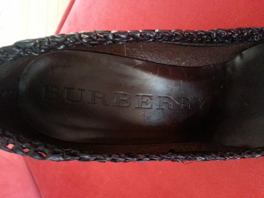 Burberry Brown Pumps Image 3