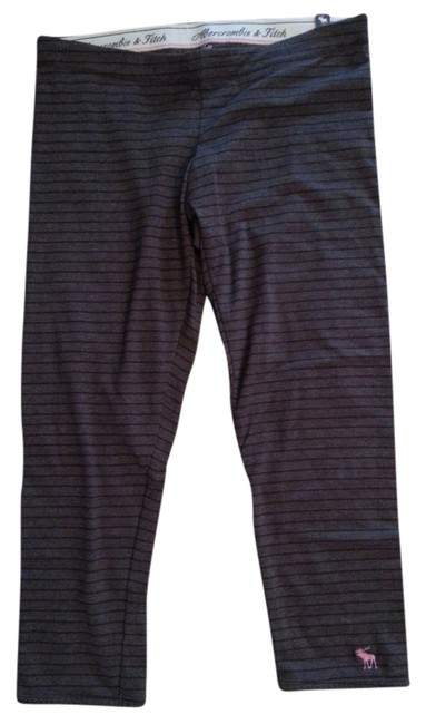Abercrombie & Fitch Pants Hollister Purplish Brown Leggings