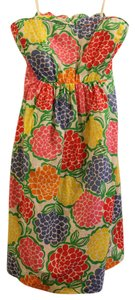Lilly Pulitzer Strapless Pockets Dress