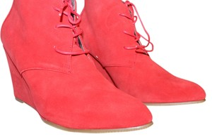Envy Red Boots