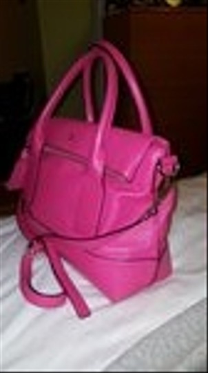 Kate Spade Work Tote in Bright Pink Image 1
