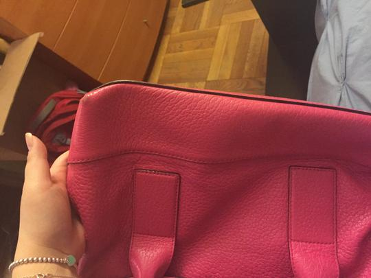 Kate Spade Work Tote in Bright Pink Image 3