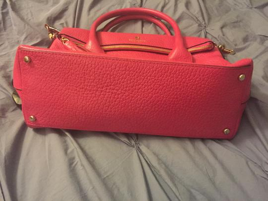 Kate Spade Work Tote in Bright Pink Image 4