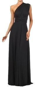 Black Maxi Dress by Estam